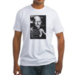 Max Planck Quantum Theory Fitted T-Shirt
