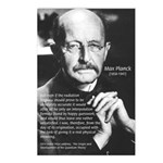 Max Planck Quantum Theory Postcards (Package of 8)