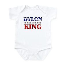DYLON for king Infant Bodysuit