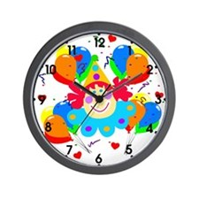Cool Bed room Wall Clock