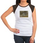 Tortoise Shelby A'Tuin Women's Cap Sleeve T-Shirt