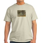 Tortoise Shelby A'Tuin Light T-Shirt