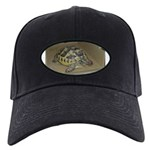 Tortoise Shelby A'Tuin Black Cap