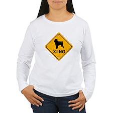 Brussels Griffon X-ing T-Shirt