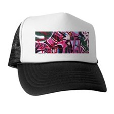 Helaine's Graffiti 1 Trucker Hat