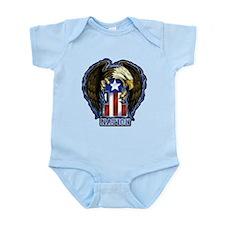 One Nation Infant Bodysuit