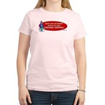 Have You Accepted Jesus as Yo Women's Pink T-Shirt