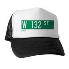 132nd Street in NY Trucker Hat