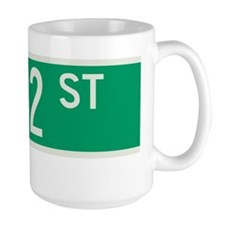 132nd Street in NY Mug