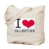 Funny Love white Tote Bag