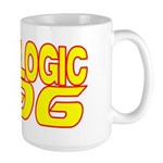 FUZZY LOGIC 1996 Large Mug