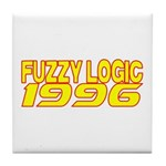 FUZZY LOGIC 1996 Tile Coaster