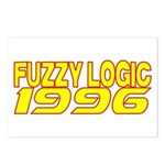 FUZZY LOGIC Postcards (Package of 8)
