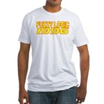 FUZZY LOGIC 1996 Fitted T-Shirt