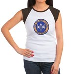 NOPD Task Force Women's Cap Sleeve T-Shirt