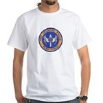 NOPD Task Force White T-Shirt