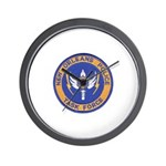 NOPD Task Force Wall Clock