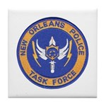 NOPD Task Force Tile Coaster