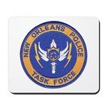 NOPD Task Force Mousepad