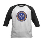 NOPD Task Force Kids Baseball Jersey
