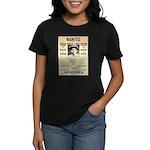 Baby Face Nelson Women's Dark T-Shirt