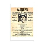 Baby Face Nelson Mini Poster Print