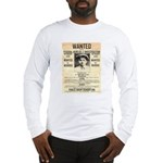 Baby Face Nelson Long Sleeve T-Shirt