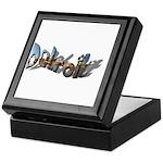 DETROIT Keepsake Box