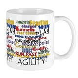 Agility Buzzwords Small Mug