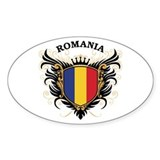 Romania Decal