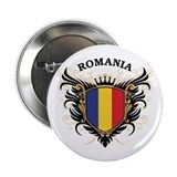 Romania 2.25&quot; Button