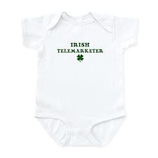 Irish Telemarketer Infant Bodysuit