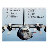 C-130 Hercules Wall Calendar