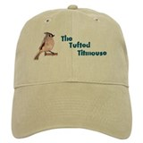 The Tufted Titmouse Baseball Cap