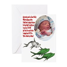 JW Greeting Cards (Pk of 20)