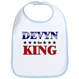 DEVYN for king Bib