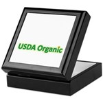 USDA Organic Keepsake Box