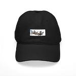DETROIT COLORFUL LETTERING Black Cap