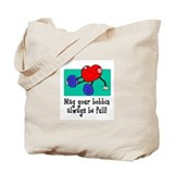 May Your Bobbin Be Full - Sew Tote Bag