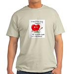 cross-stitch and chocolate Light T-Shirt