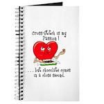 cross-stitch and chocolate Journal