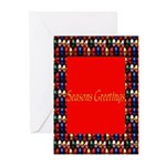 Christmas Seasons Greeting Cards (Pk of 20)