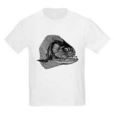 Piranha (Front only) T-Shirt