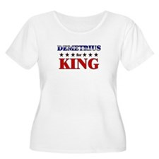 DEMETRIUS for king T-Shirt