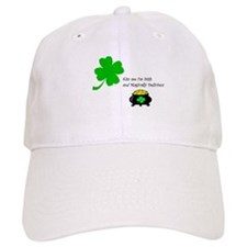 Kiss me I'm Irish and Magically Delicious Baseball Cap