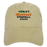 World's Hottest Speed.. (C) Baseball Cap