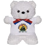 RivDiv 515 River Rats Teddy Bear