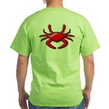 """Red Crab"" T-Shirt"