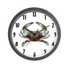 Unique Crab Wall Clock