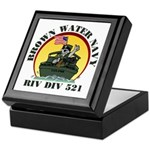 RivDiv 521 River Rats Keepsake Box